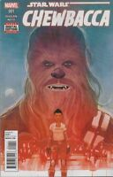 Star Wars Chewbacca #1 Marvel Comics 9.6 Near Mint+