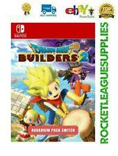Dragon Quest Builders 2 Aquarium Pack Code Download Nintendo Switch 🔑 (EUROPE)