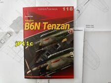 Nakajima B6N Tenzan - TopDrawings, KAGERO N*E*W