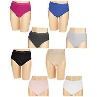 Breezies~Cotton Briefs Panties~A287801~Choice of Sizes & Colors