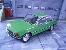 BMW 318i 318 3er Reihe E21 grün green 1975 Metall NEU KK  1/1000 1:18