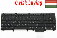 For Dell Precision M6700 M6800 07C563 0RG31F Laptop Keyboard Hungarian HU Magyar