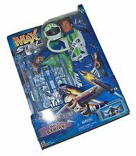 【RARE】'99 Mattel Max Steel Sky Strike Deluxe Action Figure-Rocket Pack! FreeShip