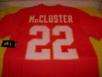 DEXTER McCLUSTER Kansas City Chiefs NIKE Football JERSEY T-Shirt New! NWT XXL 2X