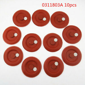 Oil Water Separator Exhaust Valve Rubber Diaphragm Seal Gasket Cover For VW Golf