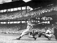 Joe DiMaggio Reproduction archival quality photo