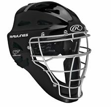 Rawlings Adult Renegade Coolflo Hockey Style Catcher's Helmet
