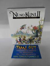 NI NO KUNI II 2 REVENANT KINGDOM HIQ COLLECTIBLE BLOCKS FIGURE NO GAME INCLUDED