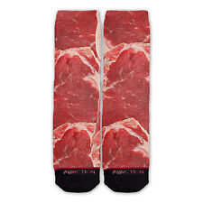 Function - Steak Fashion Socks bodybuilding physique meat odd sox stance nike