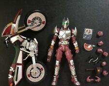 Kamen Rider Garren Figuart with Bike
