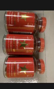 HAIRtamin Gummy Stars Advanced Formula Hair Vitamin Vegetarian 30 gummies ( 3 )