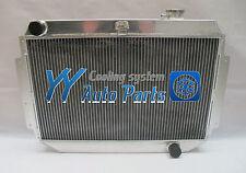 Holden Kingswood HQ HJ HX HZ V8 Chev Engine Manual 3 Core Aluminium Radiator