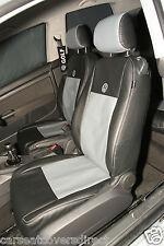VOLKSWAGEN VW GOLF MK5 BLACK & GREY SEAT COVERS