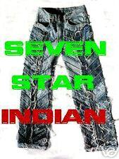 Vaqueros Seven Star Indian Talla 37/36 W37 L36 Casa Club Dj Clubwear