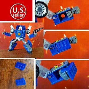 Kingdom Tracks Transformers WFC-K26 Upgrade Kit Forearm Gap Filler Fillet TF-Lab