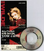 "KIM WILDE You Came /Stone JAPAN 3"" CD 10P3-6024 1,000 JPY Unsnapped Free S&H/P&P"