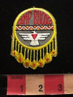 Boy Scouts CAMP BUCOCO Patch 85N4