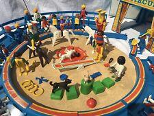 Playmobil Vintage Circus 1795 + 30 Additional Audience Members.