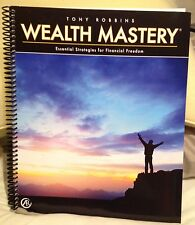 Anthony Robbins Wealth Mastery Manual 2016