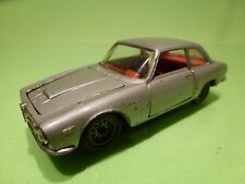 POLITOYS 514 ALFA ROMEO 2600 SPRINT BERTONE - SILVER I:43 - GOOD CONDITION