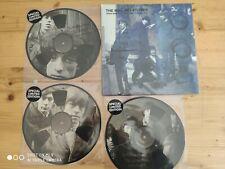"""Rolling Stones -- Lotto di 4 Vinili - LP Doppio / Picture Disc 10"""" -- NUOVO"""