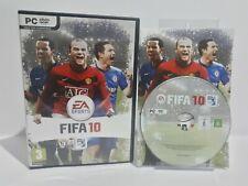 Fifa 10 (PC, 2009) Region Free Complete Brand New Case Disc Mint Rare 2820
