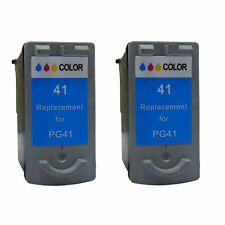 Remanufactured ink Cartridge for Canon CL-41(2 Color)use in Canon Pixma MP160