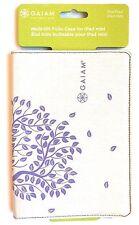 """""""NEW"""" Mini iPad Case, GAIAM Folio Case - Tree of Life"""
