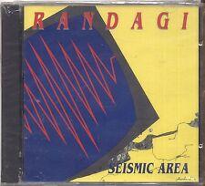 RANDAGI - Seismic area - CD 1991 SIGILLATO SEALED