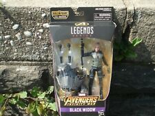 MARVEL LEGENDS BLACK WIDOW CULL OBSIDIAN BAF SERIES BRAND NEW AND SEALED