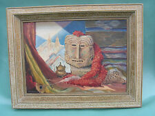 Oil Painting , Sydney S. Stern Oil on board Signed