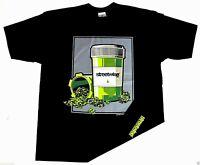 STREETWISE TOP SHELF T-shirt Marijuana 420 Weed Dope Tee Adult Men Black NWT