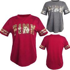 Fashion Women Lady Loose Short Sleeve Tops Blouse Shirt Casual Cotton T-Shirt