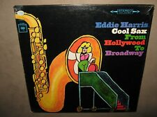 EDDIE HARRIS Cool Sax From Hollywood to Broadway RARE SEALED New Vinyl LP CS9095