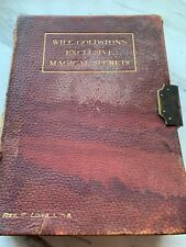 Will Goldston Exclusive Magical Secrets