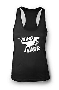 WinoSaur Gym Vest Women Racerback Yoga Workout Vest Tank Sports Top Clothes