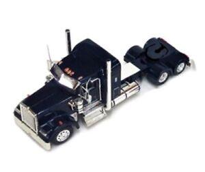 Tonkin 786139 Tractor Kenworth W900L Sleeper Cab in Dark Blue Die-cast 1/53 MIB
