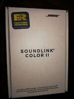 Bose SoundLink Color II Black