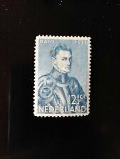 POSTZEGELS  STAMPS - TIMBRE-  NEDERLAND  JAAR 1933 NR.260 *(NL 92)