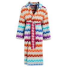 Missoni VASILIJ 100 Unisex bathrobe with hood