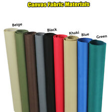 Sturdy Durable Waterproof Outdoor Canvas Fabric Awning Patio Furniture Cover DIY