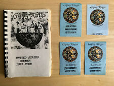 Gipsy Kings Tour Itinerary & Passes