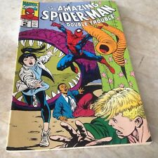 The Amazing Spiderman Double Trouble #2 Marvel Comics 1990