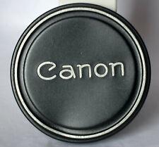 Canon 50mm metal push on front cap. ***Read description***