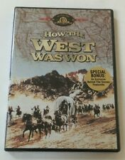 NEW AND SEALED How the West Was Won (DVD, 1998)