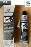 Permatex 82180 Ultra Black Maximum Oil Resistance RTV Silicone Gasket Maker 80ml