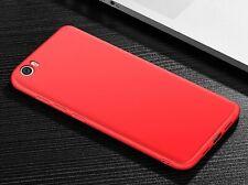 TPU Silikon Case für Handy Xiaomi Mi 5 Cover Bumper Etuis Schutz Hülle Rot Neu