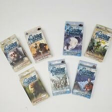 Game of Thrones Card Game LCG 8 New Chapter Packs Ancient Enemies Sacred Bonds+
