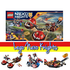 LEGO Nexo Knights Beast Master's Chaos Chariot Set 70314 NEW Sealed