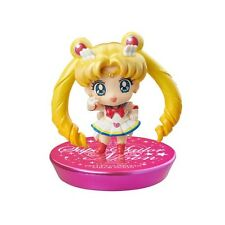 Sailor Moon - Petit Chara GLITTER Mini Figure Megahouse - Super MOON (A) LAST!